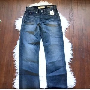 Guess Jeans Size 28 Desmond Relaxed Straight Leg